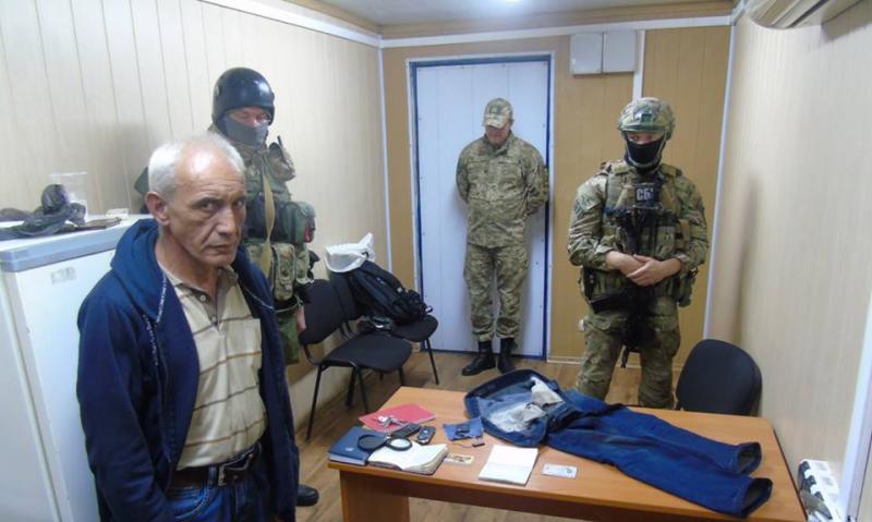 Прибывший вОдессу изПриднестровья агент ФСБ начал свидетельствовать