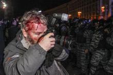 Фотокорреспондент Reuters Глеб Гаранич