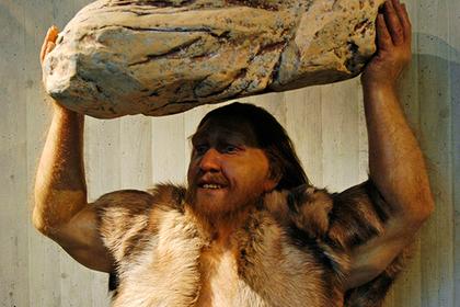 Названы сроки скрещивания человека разумного снеандертальцами