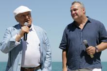 Михаил Жванецкий и Михаил Рева