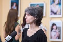 Волонтер Екатерина Бродская