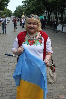Елена Юрачка, фото со страницы в соцсети «Фейсбук»