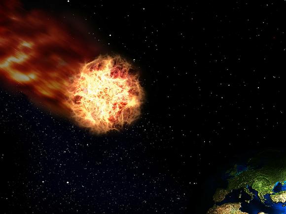 Астрономы показали землянам «Мать Тунгусского метеорита»