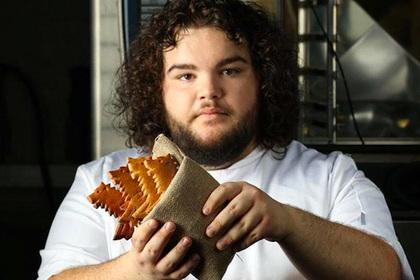 Артист из«Игры престолов» открыл свою пекарню встолице Англии