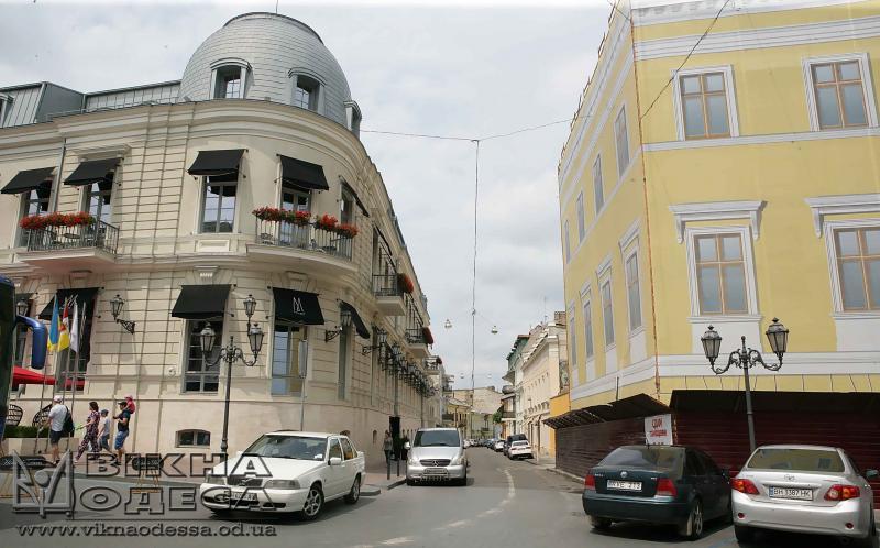 Водесском Воронцовском переулке планируется поставить скульптуру