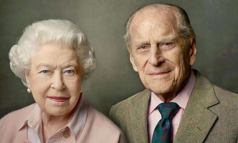 Супруг королевы Англии уходит напокой