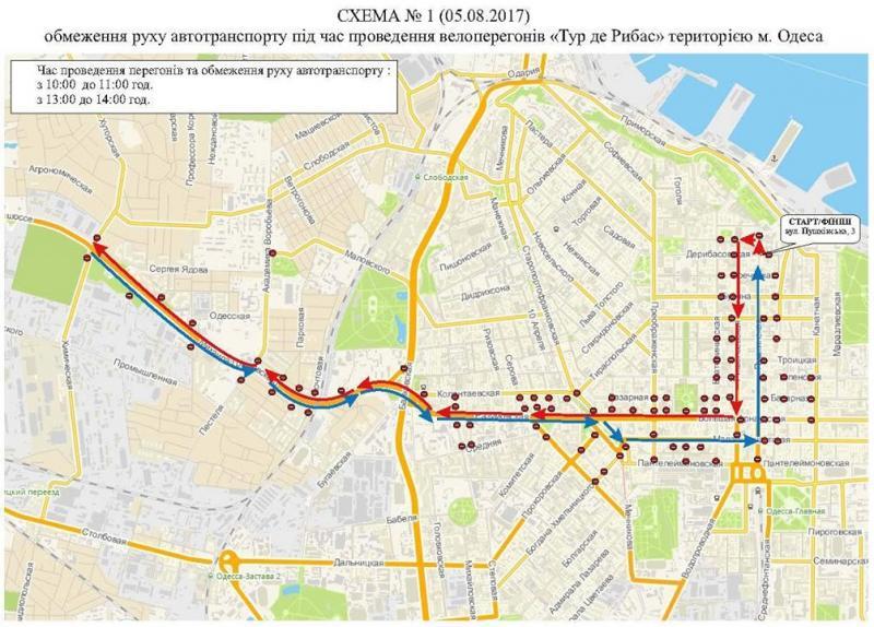 Огромная пробка парализовала движение натрассе Одесса-Киев