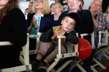 На фестивале покажут аматорские фильмы, созданные детьми для детей