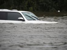 После урагана Харви. 29 августа 2017 года  Getty Images. Фото: Дж.Ридл