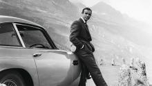 Шон Коннери в фильме «Джеймс Бонд. Агент 007: Доктор Ноу» (1962)