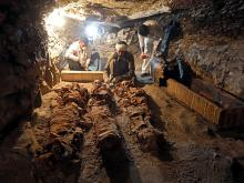 Гробница Аменемхата.  REUTERS/Mohamed Abd El Ghany