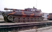 Так выглядит САУ «Гвоздика». Фото с сайта ukrmilitary.com