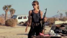 Кадр из фильма «Терминатор-2: Судный день» (1991)