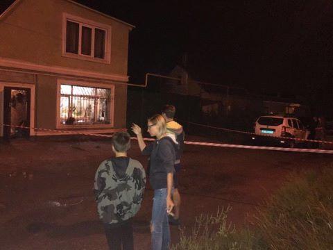 ВОдессе злоумышленники бросили гранату в личный дом