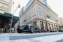 Фото: Cadillac/Jason Kempin/Getty Images for Cadillac