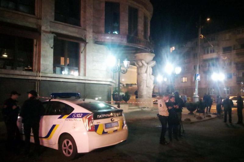 Украинский политик ранен вцентре Одессы
