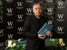 Кадзуо Исигуро.  Getty Images. Фото: И. Гаван