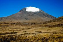 Гора Отгонтэнгэр. Фото: Wikipedia