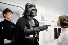 Кадр из фильма «Звездные войны: Эпизод 4 – Новая надежда»
