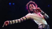 Майкл Джексон. Фото: Cliff Schiappa/AP