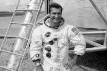Ричард Гордон. Фото: NASA