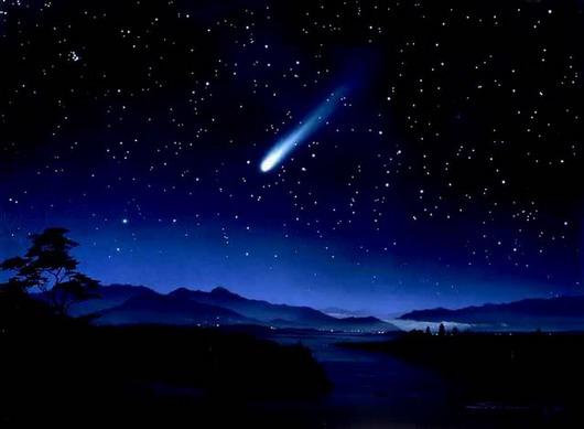 Камеры на дорогах Финикса зафиксировали полет метеорита