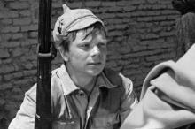 Кадр из фильма «Белое солнце пустыни» (1970 г.)