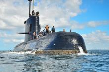 Фото: Argentina Navy / AP