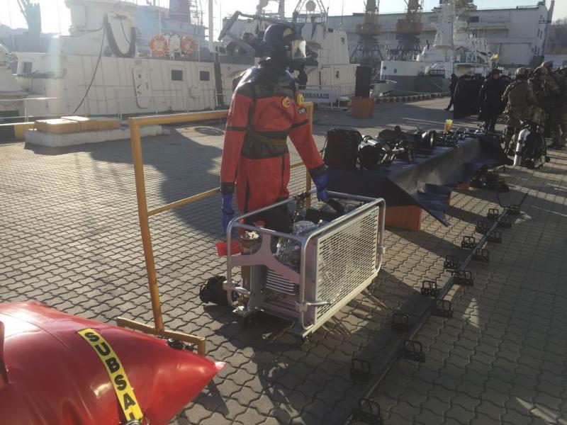 США иНорвегия обновили оборудование украинских таможенников на13 млн грн