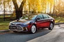 Toyota Avalon текущего поколения