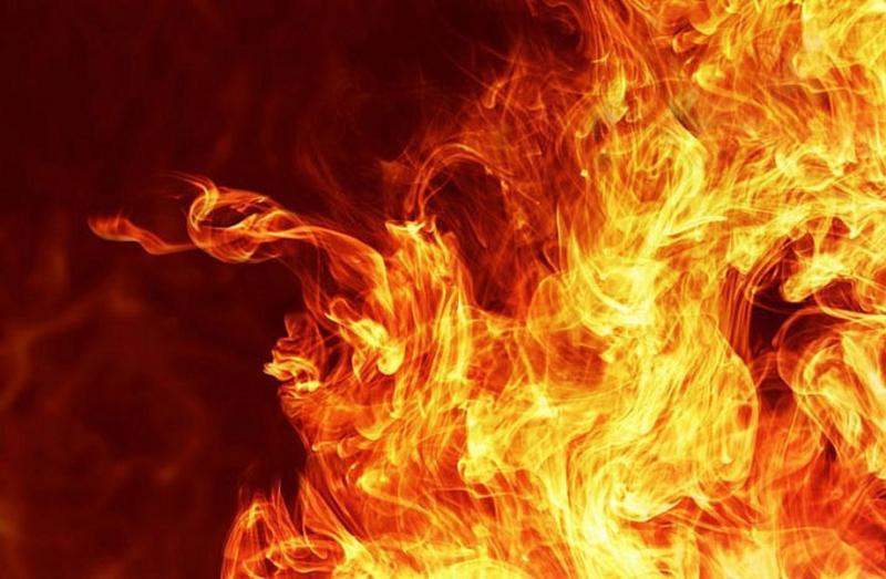 Под Одессой горел противотуберкулезный диспансер: cотрудники экстренных служб срочно эвакуировали больных