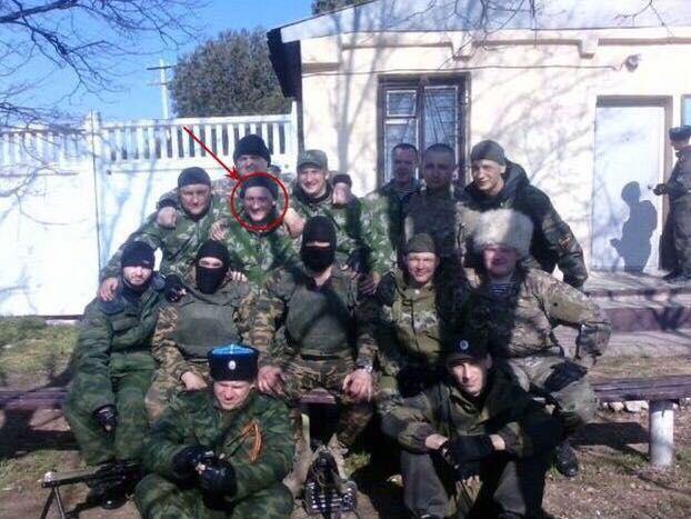 ВОдессе суд арестовал боевого крымского «ватника», захватывавшего админздания