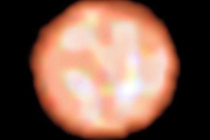 Астрономы впервый раз увидели пузыри наповерхности другой звезды