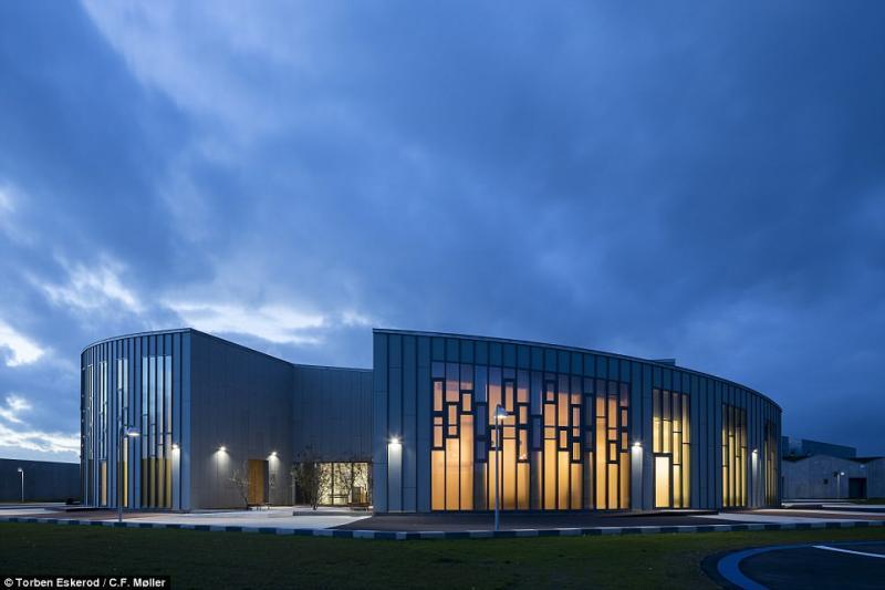 В Дании открылась самая комфортная в мире тюрьма за 160 млн долларов