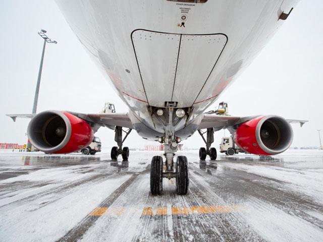 При столкновении 2-х самолетов ваэропорту Торонто никто непострадал