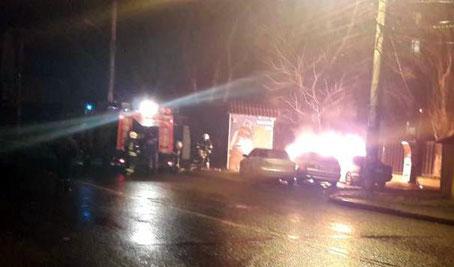 ВОдесской области тушили пожар вжилом доме