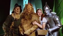 Кадр из фильма «Волшебник страны Оз» (1939 г.)