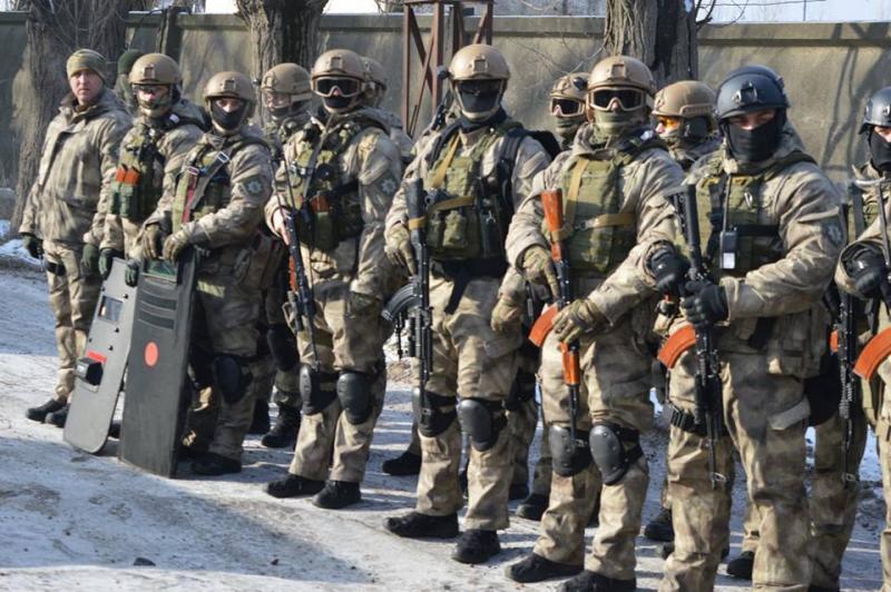 Сегодня подняли потревоге весь собственный состав Одесского гарнизона милиции