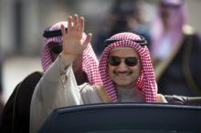Аль-Валид ибн Талал. Фото: Majdi Mohammed / AP