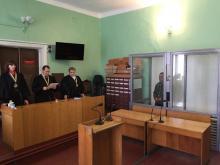 Фото пресс-службы Болградского районного суда
