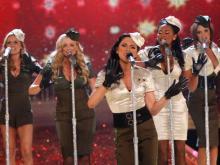 Spice Girls в 2007 году.  Getty Images. Фото: М.Майнц