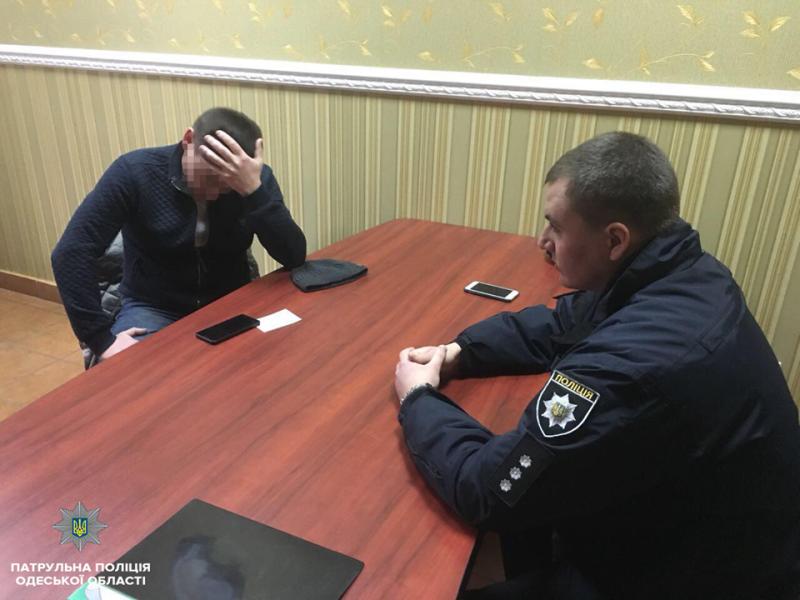 Руководитель сельсовета вОдесской области попался накрупной взятке