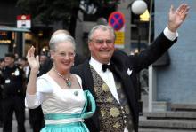 Королева Маргрете II и принц Хенрик. Фото: kulturologia.ru