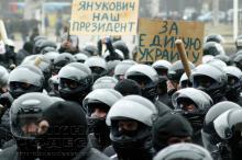 Одесса, 19 февраля 2014 года. Фото Олега Владимирского