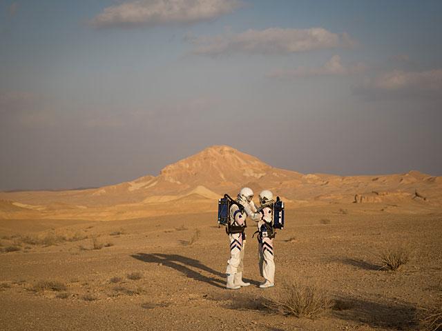 ВИзраиле провели марсианский эксперимент