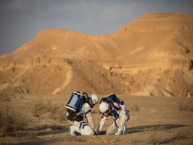 ВНегеве завершен 1-ый эксперимент посимуляции полета наМарс
