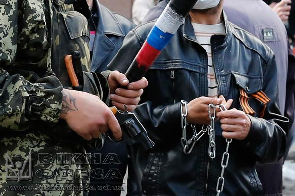 Генпрокуратура Одесской области направила всуд дело вотношении фигуранта «2мая»