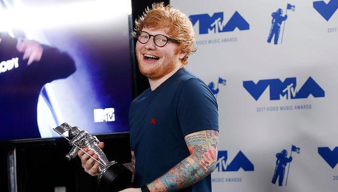 Чей музыкальный альбом стал самым продаваемым в предыдущем 2017-ом