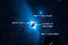 Изображение: G.Schneider / ESA / NASA