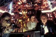 Кадр из фильма «Звёздные войны. Эпизод V: Империя наносит ответный удар»